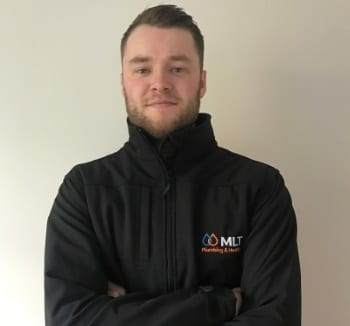 About us - Mitchell Thomas, owner MLT Plumbing & Heating
